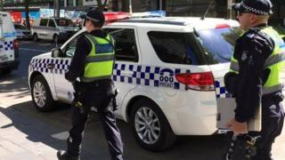đâm xe, Melbourne
