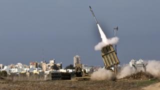 Ізраїль завдав ракетних ударів по позиціях іранських військових в Сирії