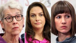 Trump hakkında son taciz iddiasını dile getiren üç kadın