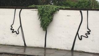 environment graffiti