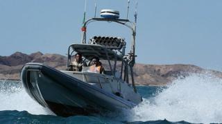 قایق سپاه