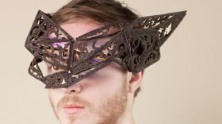 Una máscara de Fabrica