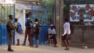 Школа в Камеруні