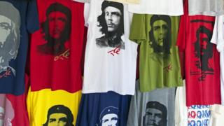 T-shirts of Che Guevara, o sale in Cuba?