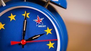 Reloj Brexit