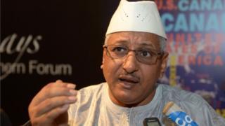 Zahabi Ould Sidi Mohamed, le président de la commission nationale chargée du programme DDR au Mali
