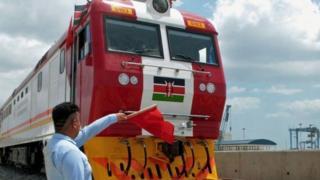 Reli mpya ya SGR yazinduliwa Kenya