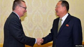 LHQ - Bắc Hàn