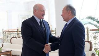 Бакиев Лукашенко