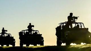 Carros do Exército