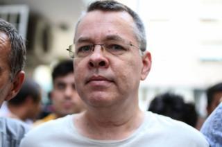 美国要求土耳其释放被关押的美国牧师安德鲁·布伦森,但被对方拒绝。