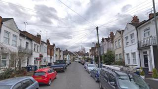 A Google streetview of Welbeck Road in Barnet