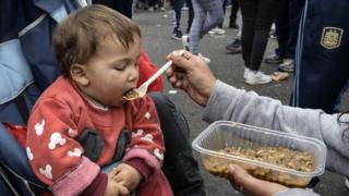Criança argentina