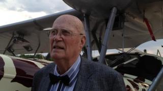 Forrest Bird was a flying fanatic
