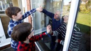 Northern Ireland hOUSE VISITS