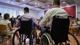 Діти з інвалідністю