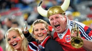 سه نروژی