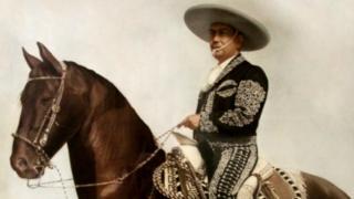 Antolín Jiménez combatió en la Revolución Mexicana (1910-1915) bajo las órdenes de Francisco Villa.