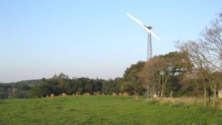 Gaia-Wind turbine