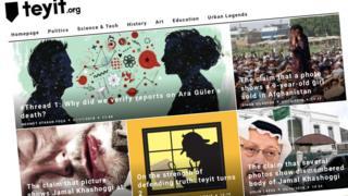 بسیاری از اخبار جعلی در ترکیه سیاسی و یا اجتماعی است