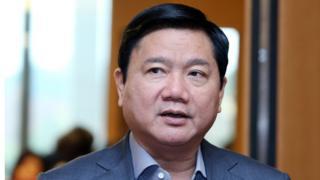 Ông Đinh La Thăng bị Đảng Cộng sản cảnh cáo và thôi chức trong Bộ Chính trị