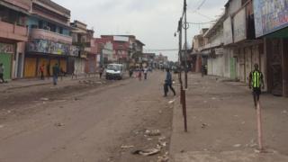 Mercredi à Kinshasa