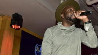 Wyclef Jean ashukiwa kimakosa kuwa mwizi Los Angeles