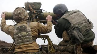 У неділю через обстріли на Світлодарській дузі українська армія понесла втрати