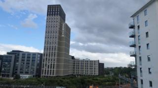 Zenith development in Cardiff