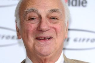Roy Hudd in 2014