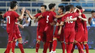 Đội tuyển Việt Nam sẽ dự ASIAD 2018