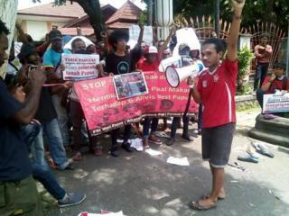 aliansi mahasiswa papua