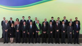 gabinete Bolsonaro