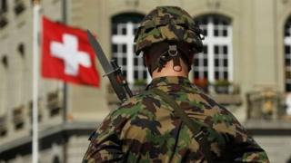 Tentara Swiss