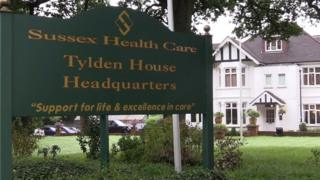 Sussex Health Care Headquarters