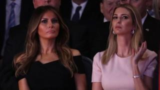 Mélanie et Ivanka Trump sont au coeur des révélations contenues dans le livre de Steve Bannon.