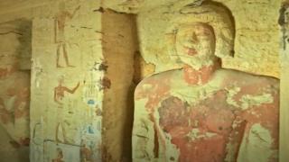 شهدت مصر في عام 2018 العدد الأكبر من الاكتشافات الأثرية التي أعلن عنها في مختلف أنحاء الجمهورية خلال عام واحد.