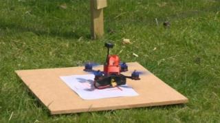 Les courses de drones sont de plus en plus populaires