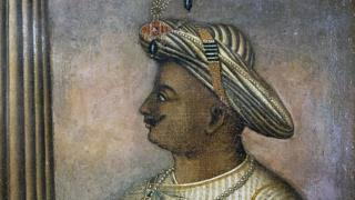 দক্ষিণ ভারতের মহীশূরের রাজা টিপু সুলতান