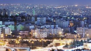 Вид Аммана