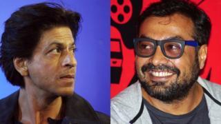 शाहरुख ख़ान और अनुराग कश्यप
