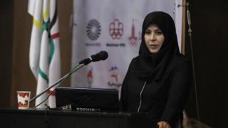 زهرا اینچه درگاهی، اولین رئیس زن فدراسیون ژیمناستیک ایران