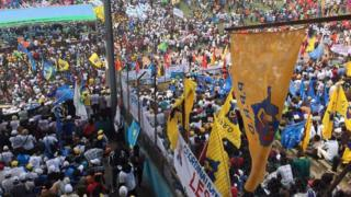 RDC, majorité présidentielle