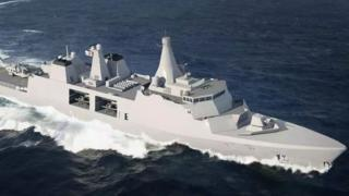Royal Navy Type 31 frigate order goes to Babcock