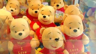 维尼熊玩具