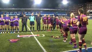 Memorial match for Elli Norkett