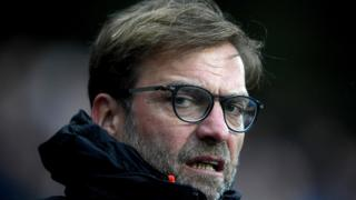 L'entraineur de Liverpool, l'Allemand Jurgen Klopp