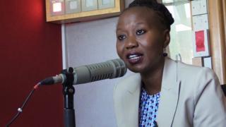 Dr Roseline Akombe ari mu bagize akanama kajejwe amatora IEBC muri Kenya