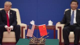 Tổng thống Trump và Chủ tịch Tập Cận Bình đã gặp nhau năm ngoái nhưng giờ lại đang ở trong một cuộc chiến thương mại