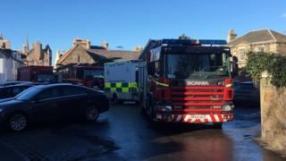 Haddington rescue